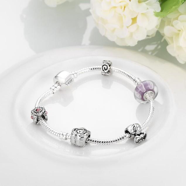 Beauty of Simplicity Designer Inspired Bracelet