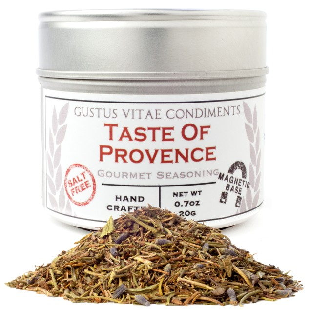Taste of Provence Gourmet Seasoning