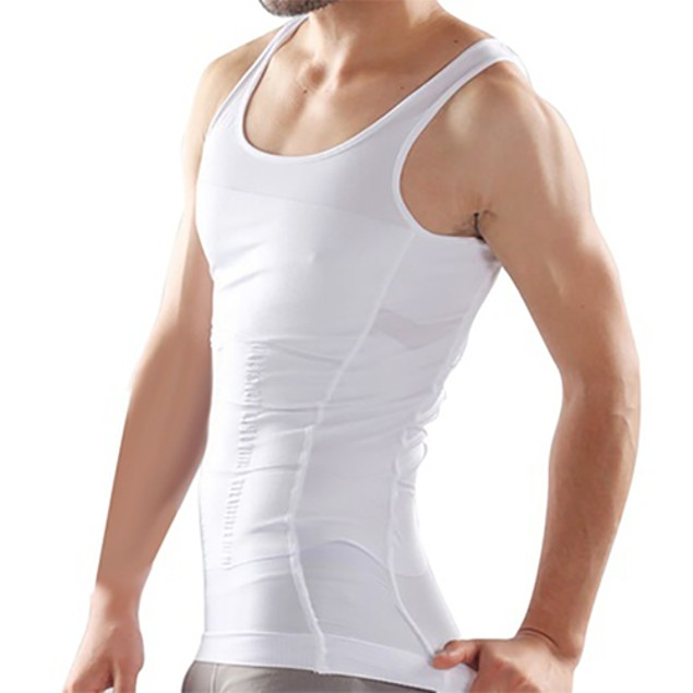 Insta Trim Compression & Body Support Undershirt