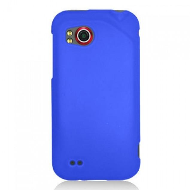 HTC Rezound Hard Rubberized Case Cover