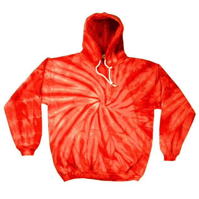 Unisex Tie-Dye Soft & Cozy Hooded Sweatshirts