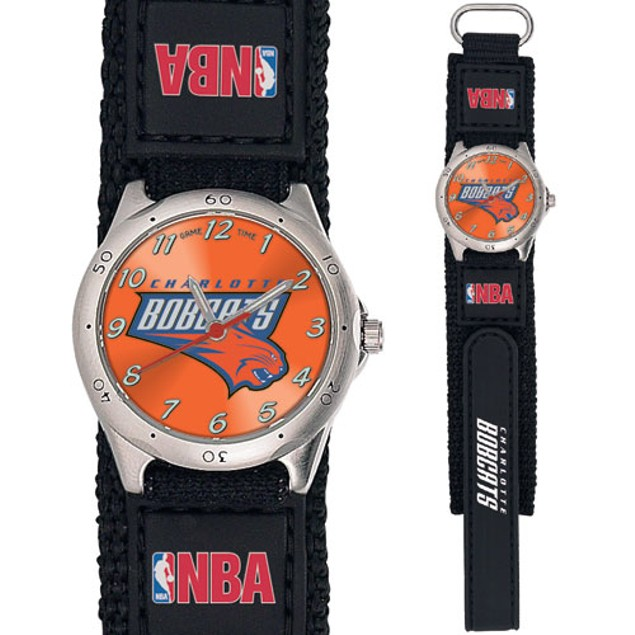 Charlotte Bobcats Boys NBA Watch