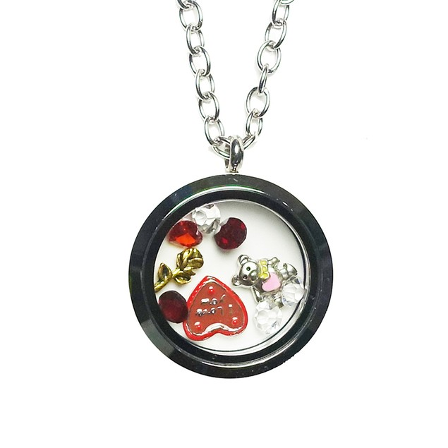 I Love You Magnetic Locket