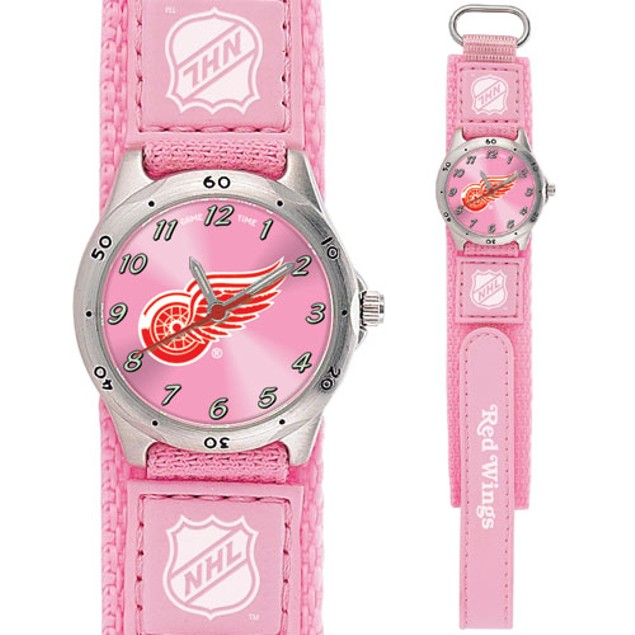 Detroit Red Wings NHL Girls Watch
