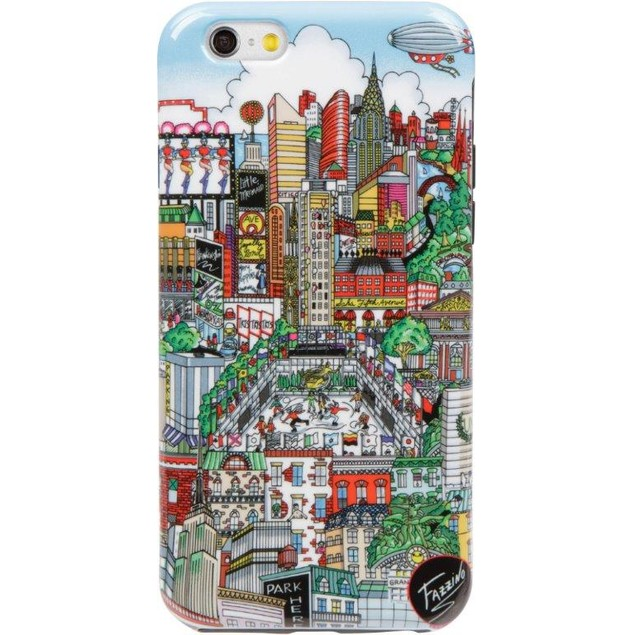 Fazzino Midtown New York City iPhone 6/6S Plus Case