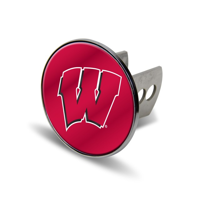 Wisconsin Laser Hitch Cover