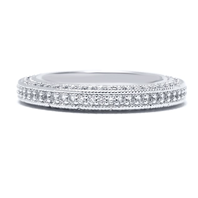Gold Plated Eternity Band