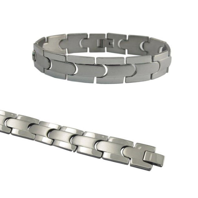 Stainless Steel Men's Bracelets - Several Styles