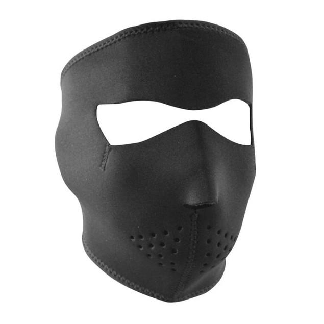 Neoprene Full Mask - Small, Black