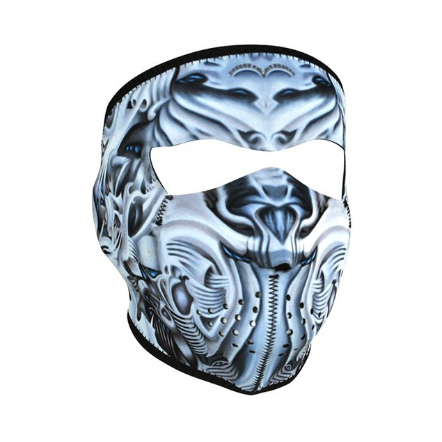 Biomechanical Neoprene Full Face Mask
