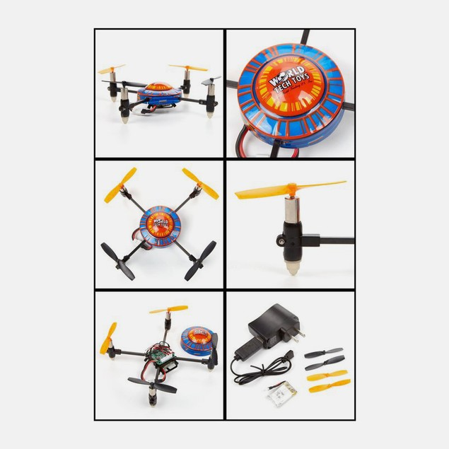 X-Quad 2.4GHz 4.5CH RTR RC Quadcopter