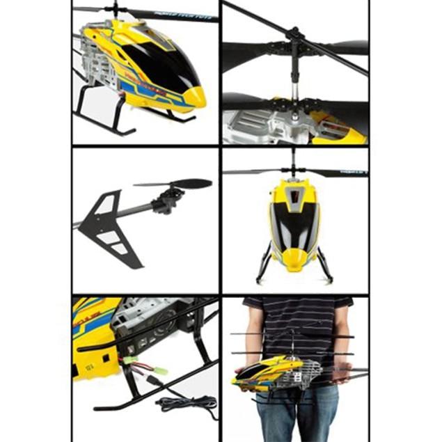 Mega Hercules SUPER TUFF 3.5CH RC Helicopter