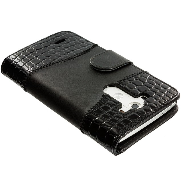 LG G3 Wallet Pouch Case Cover with Slots