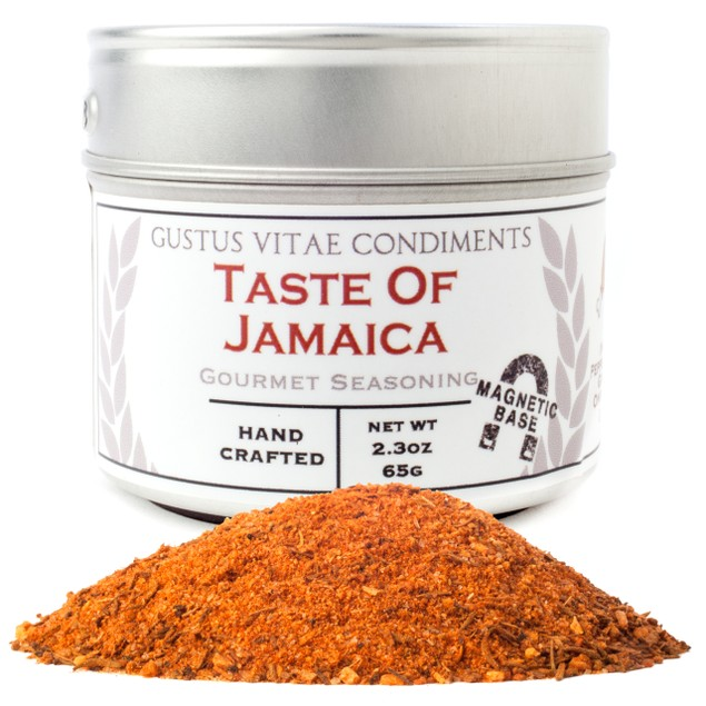 Taste of Jamaica Gourmet Seasoning