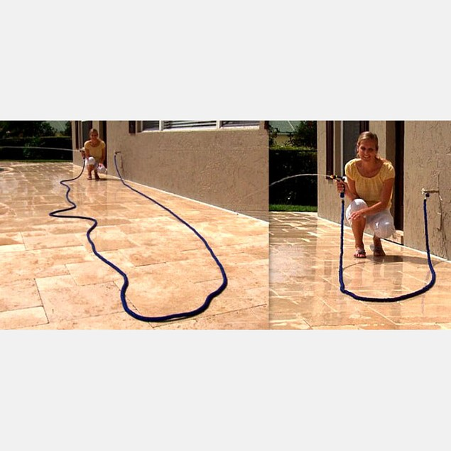 Expandable Garden Hose - 4 Sizes Available