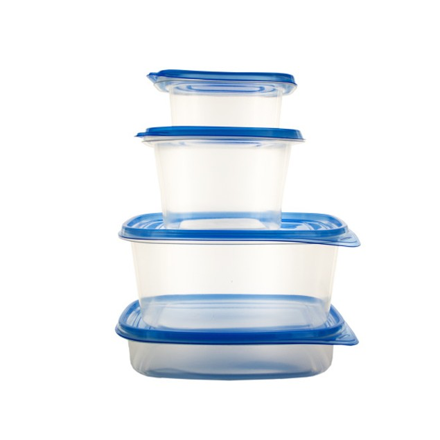 Large Variety Pack Food Storage Containers Set