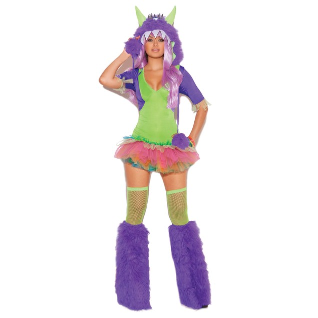 One Eyed Monster Costume
