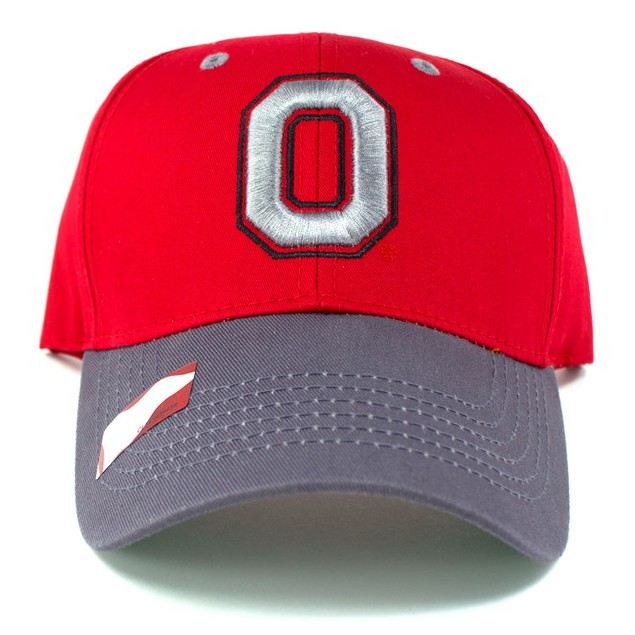 Ohio State Buckeyes Adjustable Collegiate Cap