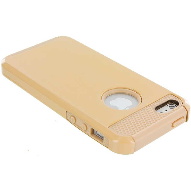 Apple iPhone 5 Hard TPU Hybrid Case Cover