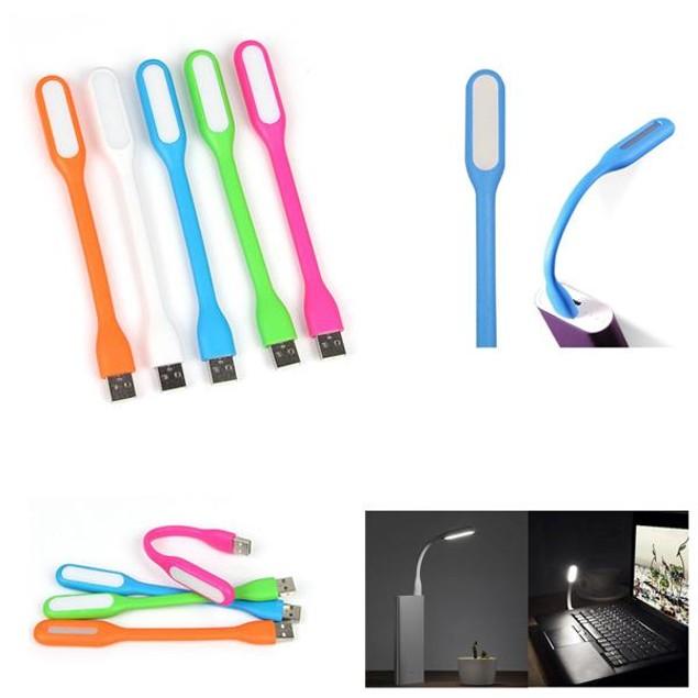 2-Pack Portable LED USB Light