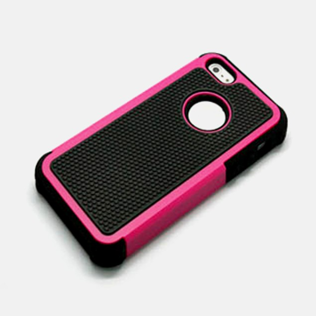 Armor Hybrid Shockproof Case for iPhone 4/4S & 5