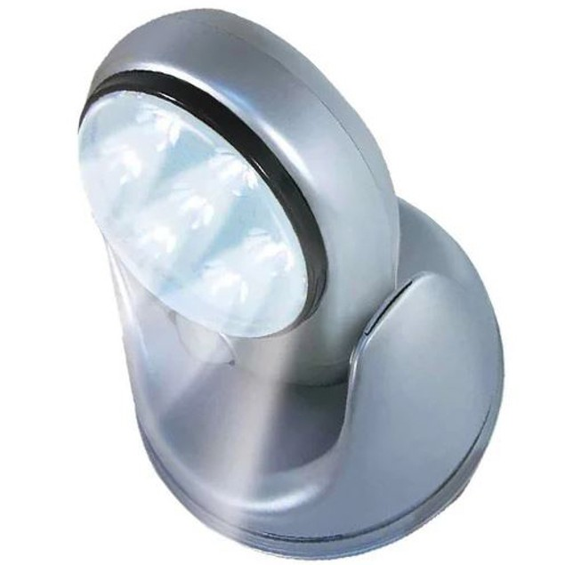 Two Elephants 7-LED Motion Activated Light