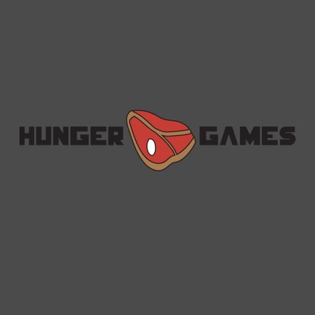 Hunger Games Steak T-Shirt