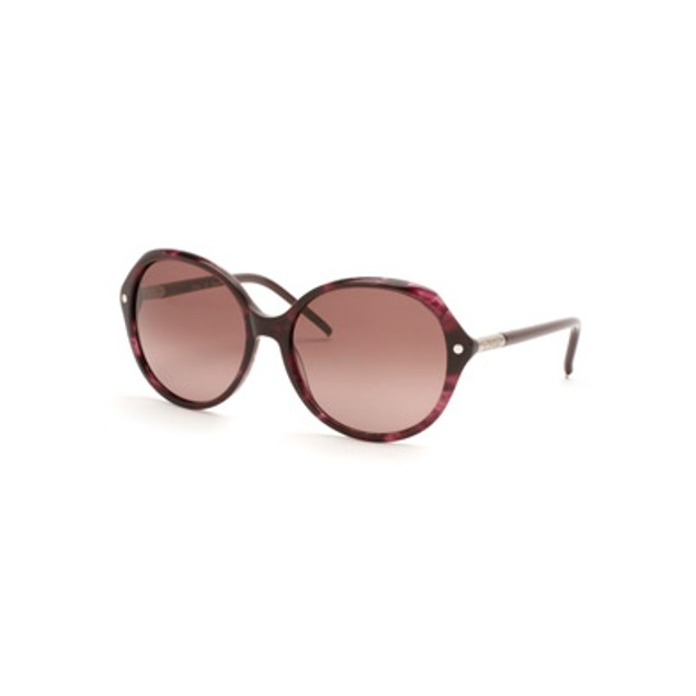 Chloe Fashion Sunglasses - Plum Horn