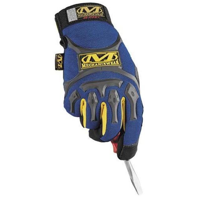 Mechanix Wear M-PACT Safety Work Glove - Square