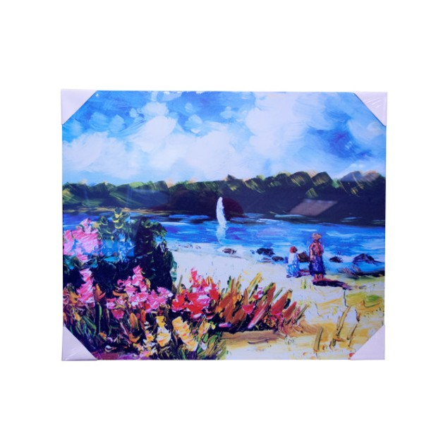 Canvas Landscape Decor
