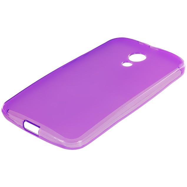 Motorola Moto G 2nd Gen TPU Rubber Case Cover