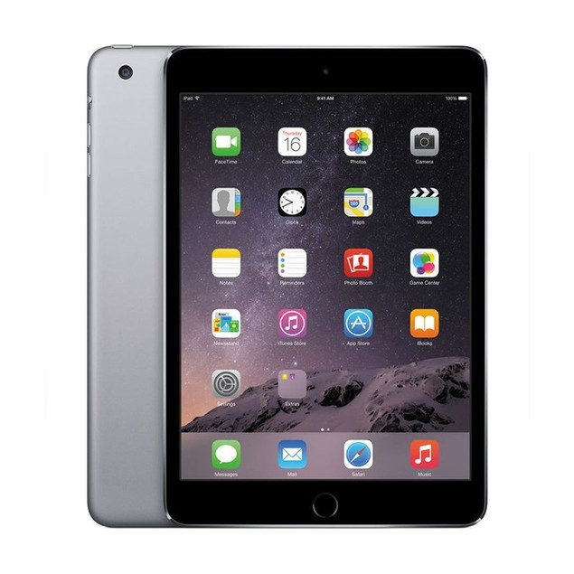 Apple iPad Air 2 MGL12LL/A (16GB, WiFi, Space Gray)