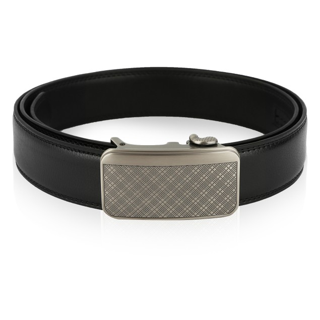 MKF Collection Chad Genuine Leather Mens Belt by Mia K.
