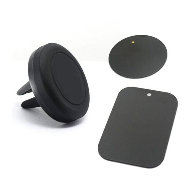 Car Mount Holder Magnetic Air Vent Cradle Grip Mobile Phone