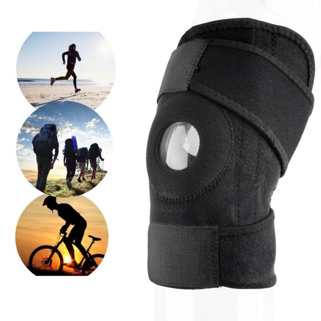 Copper Infused Knee Support Sports Wrap