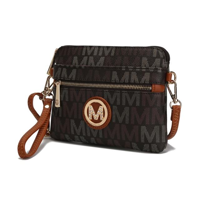 MKF Collection Heidi M Signature Crossbody Bag by Mia K.