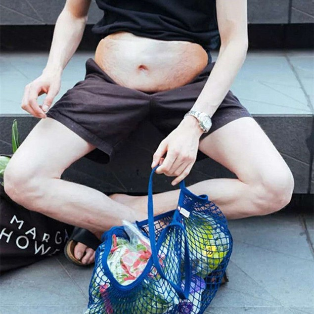 Beer Belly Fanny Pack