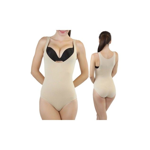 Women's Full-Body Long-Leg or Brief Shaper
