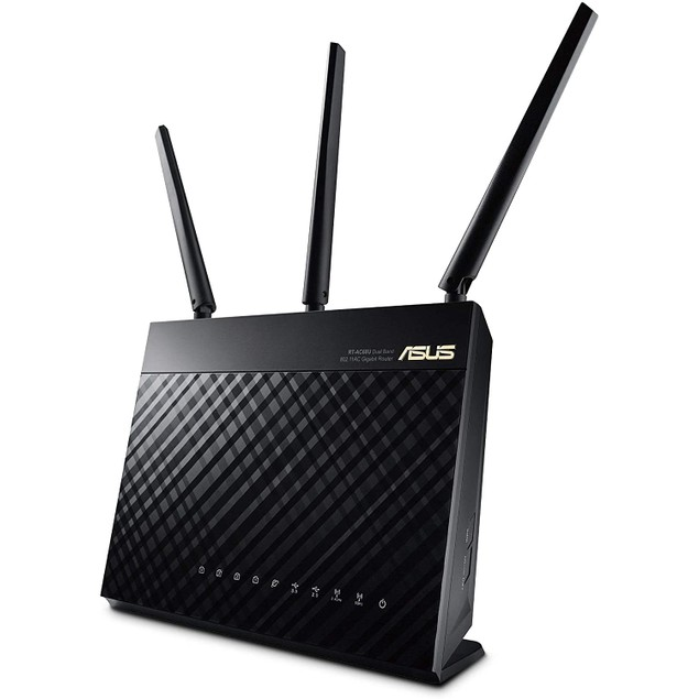 ASUS Wireless AC1900 Dual-Band Wi-Fi Router