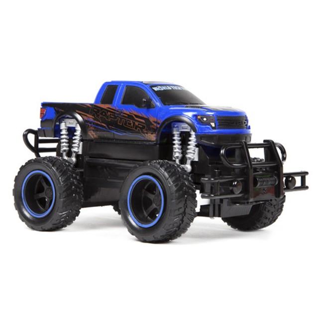 Ford F-150 SVT Raptor Police Pursuit 1:24 RTR Electric RC Monster Truck