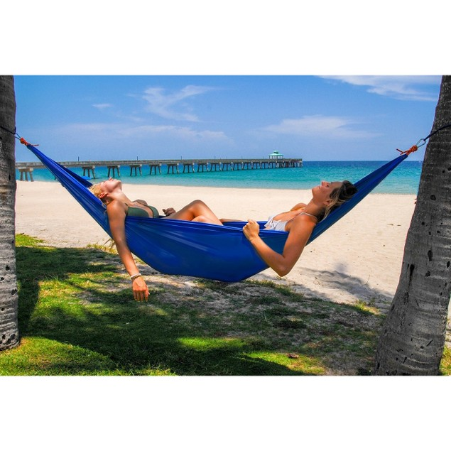 Sport Force Portable Two Person Hammock