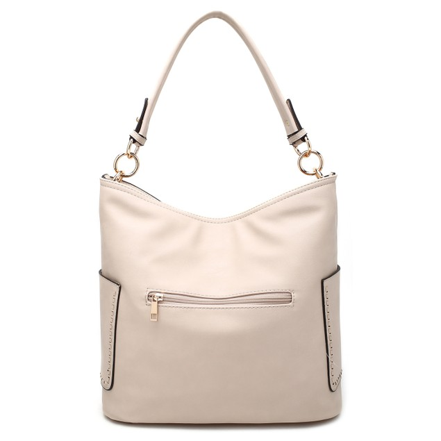 MKF Collection Betty Hobo Shoulder Bag w/ Removable Strap by Mia K