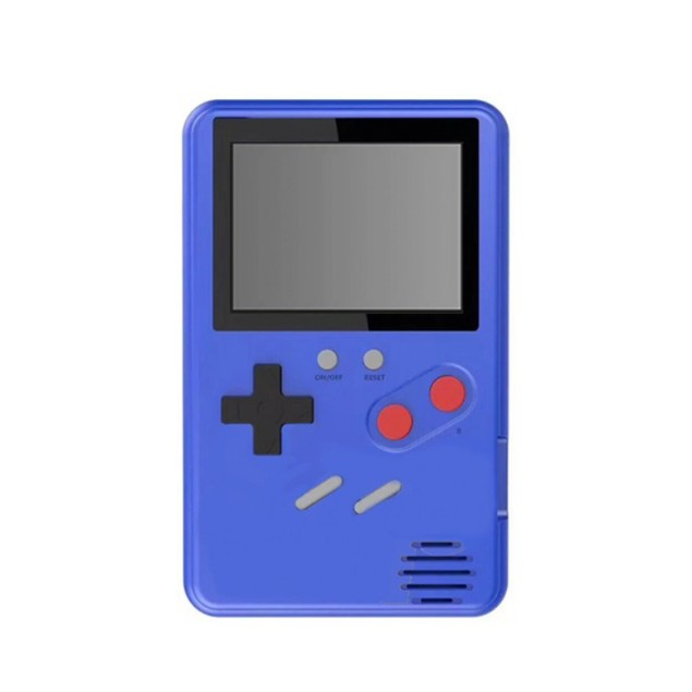 Slim Retro Gaming Device with 500 Built-In Games