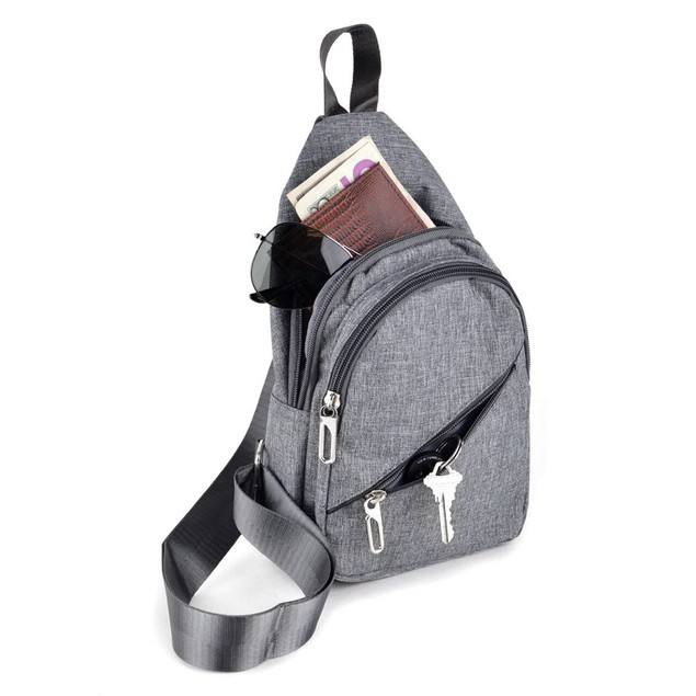 Westend Multifunctional Crossbody Sling Bag