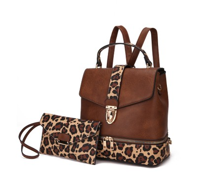 MFK Collection Natalia 3-in-1 Backpack by Mia K. Was: $269 Now: $37.99.