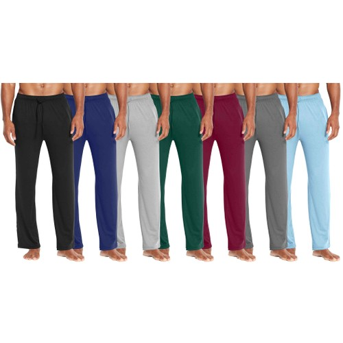 3-Pack Assorted Men's Classic Lounge Pant (S-2XL)