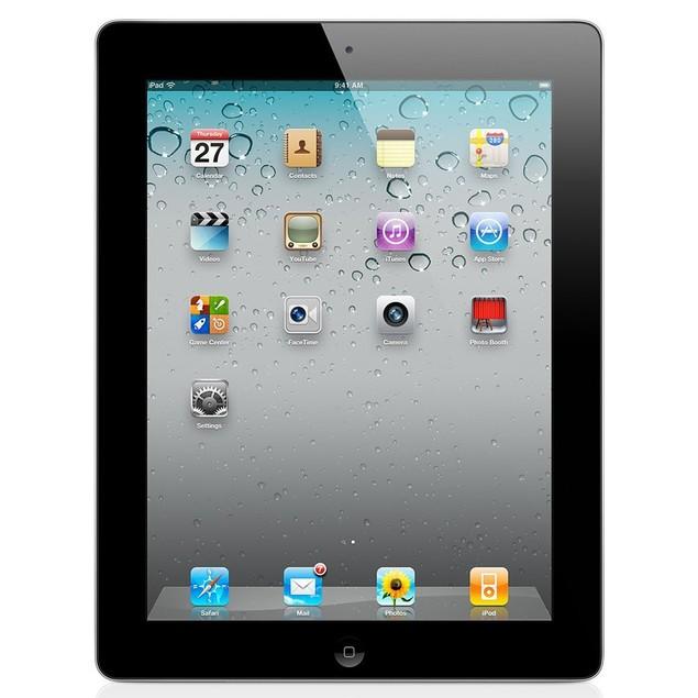 Apple iPad 4 GSM Unlocked (16GB, WiFi, Black) - Grade B
