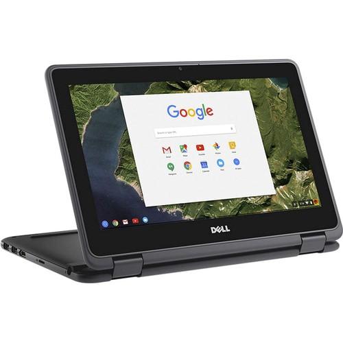"Dell 11.6"" Chromebook 11 3189 (4GB RAM, 16GB SSD) - Black"
