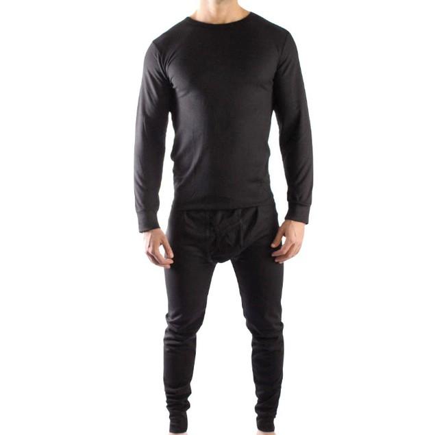 Men's Two-Piece Thermal Underwear Set