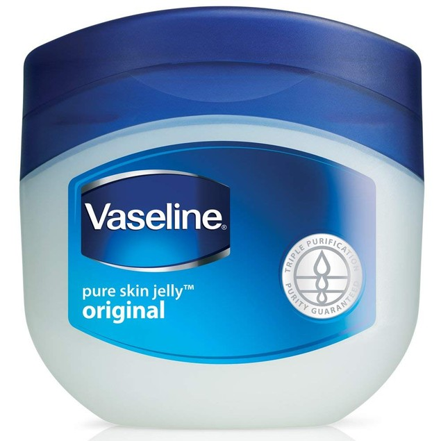 6-Pack Vaseline Petroleum Jelly, Original .25oz